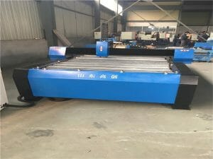 inverter air plasma cnc cutting machine
