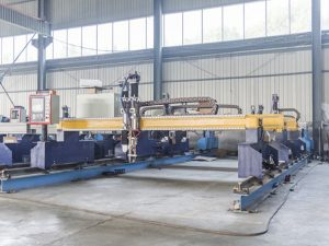 Portable Small Gantry CNC Plasma Cutting Machine mula sa China