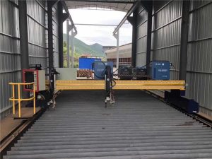 Steel Sheet 1500x3000mm Laki CNC Plasma Sheet Metal Cutting Machine