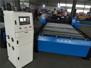 libangan 1300 * 2500mm murang cnc plasma cutting machine, metal cutting machine