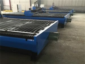 awtomatikong metal sheet cnc plasma cutting machine