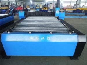 china mataas na kalidad cnc plasma cutting machine