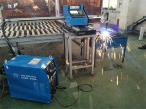1500 * 2500mm apoy, plasma cnc cutting machine