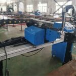 portable cnc plasma cutting machine at automatic gas cutting machine na may steel track